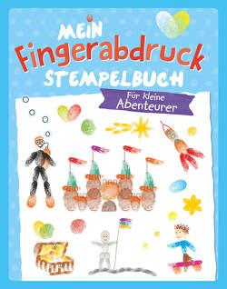 Für kleine Abenteurer – Mein Fingerabdruck Stempelbuch