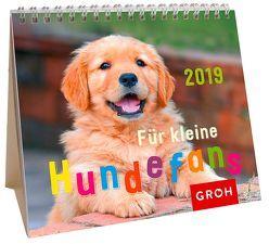 Für kleine Hundefans 2019 von Groh Redaktionsteam