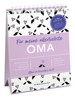 Für meine allerliebste Oma von Heinemann,  Ilka, Kuhlemann,  Matthias, van Vliet,  Elma