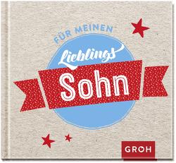 Für meinen Lieblingssohn von Groh,  Joachim