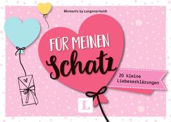 Für meinen Schatz – Moments by Langenscheidt von Langenscheidt,  Redaktion