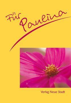 Für Paulina von Schaefer,  Stephan