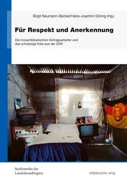 Für Respekt und Anerkennung von Döring,  Hans-Joachim, Neumann-Becker,  Birgit