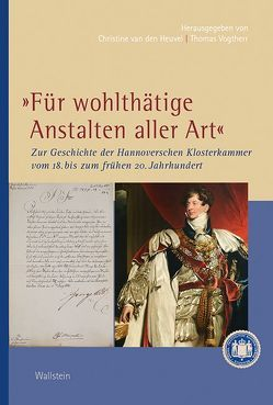 »Für wohlthätige Anstalten aller Art« von van den Heuvel,  Christine, Vogtherr,  Thomas