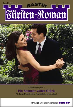 Fürsten-Roman – Folge 2441 von Heyden,  Sandra