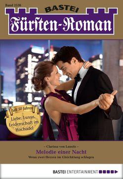 Fürsten-Roman – Folge 2536 von Lausitz,  Clarissa von