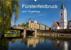 Fürstenfeldbruck und Umgebung (Wandkalender 2019 DIN A2 quer) von BÖHME,  Ferry