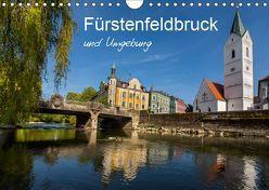 Fürstenfeldbruck und Umgebung (Wandkalender 2019 DIN A4 quer) von BÖHME,  Ferry