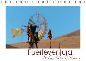 Fuerteventura. Die karge Schöne der Kanaren (Tischkalender 2018 DIN A5 quer) von M. Laube,  Lucy