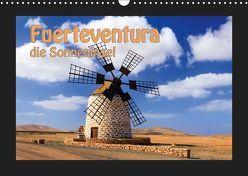 Fuerteventura die Sonneninsel (Wandkalender 2019 DIN A3 quer) von Kuebler,  Harry