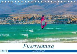 Fuerteventura – Hart am Wind (Tischkalender 2019 DIN A5 quer) von Jaster,  Michael