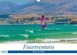 Fuerteventura – Hart am Wind (Wandkalender 2019 DIN A3 quer) von Jaster,  Michael