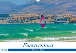 Fuerteventura – Hart am Wind (Wandkalender 2020 DIN A3 quer) von Jaster,  Michael