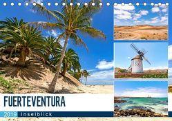 FUERTEVENTURA – Inselblick (Tischkalender 2019 DIN A5 quer) von Dreegmeyer,  Andrea