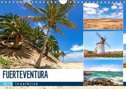 FUERTEVENTURA – Inselblick (Wandkalender 2019 DIN A4 quer) von Dreegmeyer,  Andrea