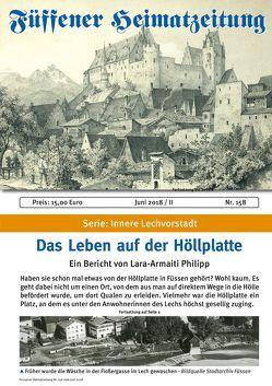 Füssener Heimatzeitung Nr. 158