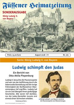 Füssener Heimatzeitung Nr. 161 von Heimatzeitungsverlag