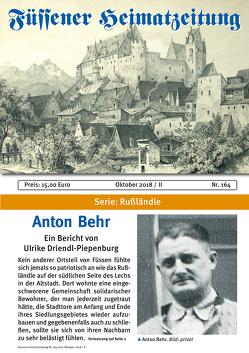 Füssener Heimatzeitung Nr. 164 von Heimatzeitungsverlag