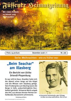 Füssener Heimatzeitung Nr. 166 von Heimatzeitungsverlag