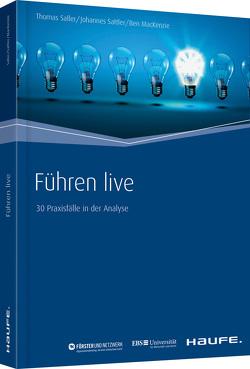 Führen live von MacKenzie,  Ben, Saller,  Thomas, Sattler,  Johannes