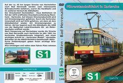 Führerstandmitfahrt in Karlsruhe