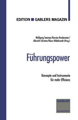 Führungspower von Bredemeier,  Karsten, Eckstein,  Albrecht, Hildebrandt,  Klaus, Saaman,  Wolfgang