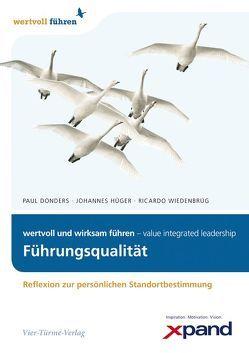 Führungsqualität von Donders,  Paul, Hüger,  Johannes, Wiedenbrüg,  Ricardo