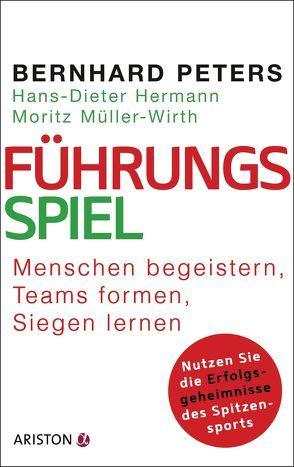 Führungsspiel von Hermann,  Hans-Dieter, Müller-Wirth,  Moritz, Peters,  Bernhard