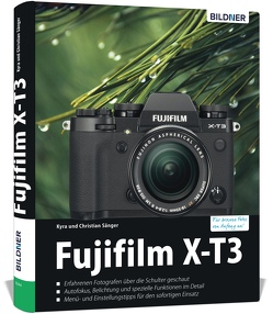 Fujifilm X-T3 von Bildner,  Christian, Sänger,  Christian, Sänger,  Kyra