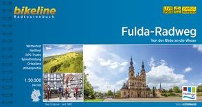 Fulda-Radweg von Esterbauer Verlag