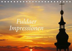 Fuldaer Impressionen (Tischkalender 2019 DIN A5 quer) von Nerlich,  Cornelia