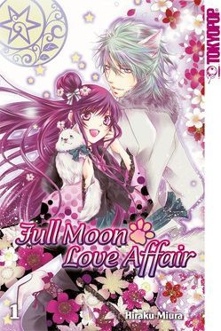 Full Moon Love Affair 01 von Miura,  Hiraku