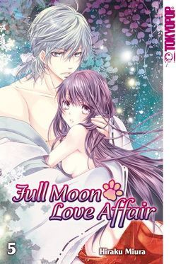 Full Moon Love Affair 05 von Miura,  Hiraku