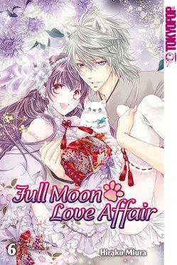 Full Moon Love Affair 06 von Miura,  Hiraku