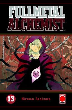 Fullmetal Alchemist von Arakawa,  Hiromu