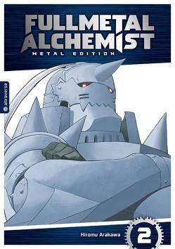 Fullmetal Alchemist Metal Edition 02 von Arakawa,  Hiromu