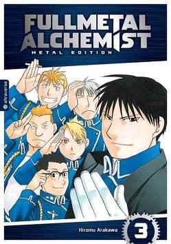 Fullmetal Alchemist Metal Edition 03 von Arakawa,  Hiromu