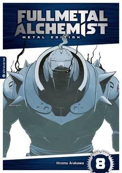 Fullmetal Alchemist Metal Edition 08 von Arakawa,  Hiromu