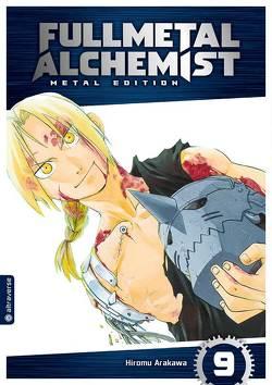 Fullmetal Alchemist Metal Edition 09 von Arakawa,  Hiromu