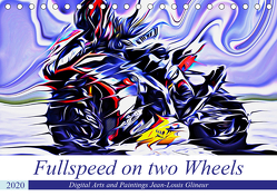 Fullspeed on two Wheels (Tischkalender 2020 DIN A5 quer) von Glineur alias DeVerviers,  Jean-Louis