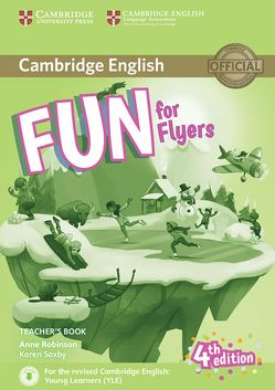 Fun for Flyers 4th Edition