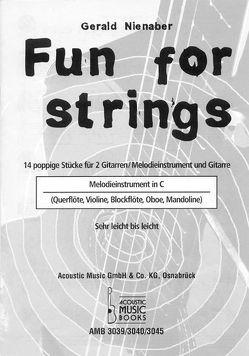 Fun For Strings von Nienaber,  Gerald