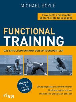 Functional Training – Erweiterte und komplett überarbeitete Neuausgabe von Boyle,  Michael
