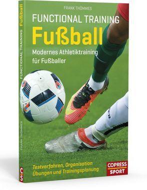 Functional Training Fußball von Thömmes,  Frank