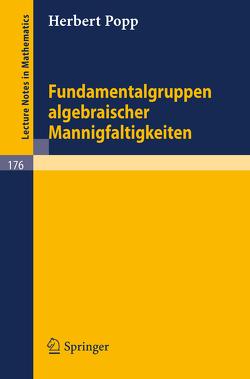 Fundamentalgruppen algebraischer Mannigfaltigkeiten von Popp,  Herbert