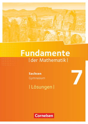 Fundamente der Mathematik – Sachsen – 7. Schuljahr