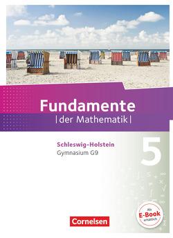 Fundamente der Mathematik – Schleswig-Holstein G9 / 5. Schuljahr – Schülerbuch