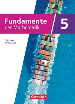 Fundamente der Mathematik – Thüringen – 5. Schuljahr von Langlotz,  Hubert