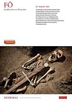 Fundberichte aus Österreich Band 52