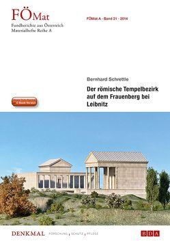 Fundberichte aus Österreich Materialheft A 21, 2014 von Schrettle,  Bernhard